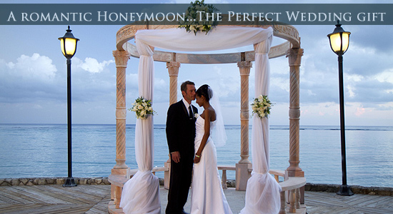 A Romantic Honeymoon - The Perfect Gift